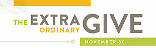 The Extraordinary Give logo